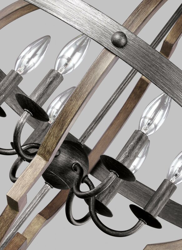 Birch Lane Bennington Candle Style Chandelier Amp Reviews