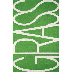 Grass Green Area Rug