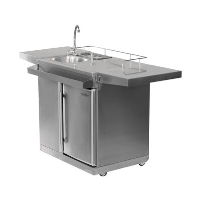 Portable Outdoor Sink Station | Wayfair on Patio Sink Station id=91556