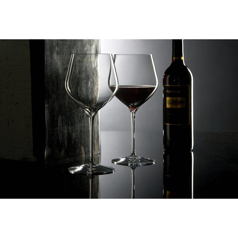 1ecb5f81f58 Waterford Elegance Cabernet Sauvignon 27 oz. Crystal Red Wine Glass &  Reviews | Wayfair