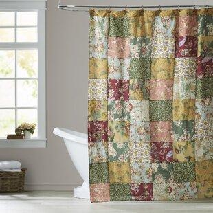 St John Cotton Shower Curtain