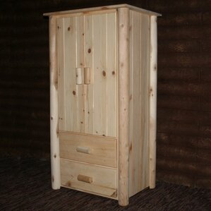 Frontier Armoire by Lakeland Mills