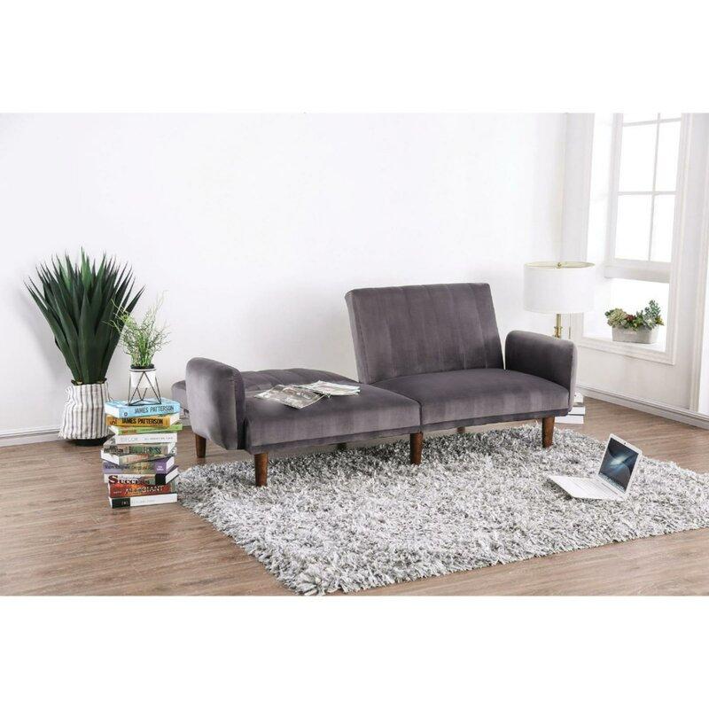 Ivy Bronx Gerold Modern Convertible Sofa | Wayfair