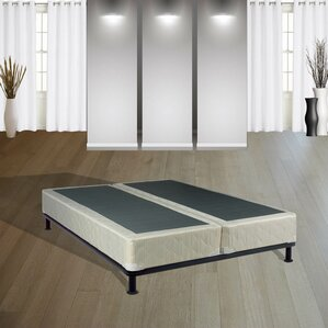 Split, Low Profile Box Spring, Full XL by Spinal Solution