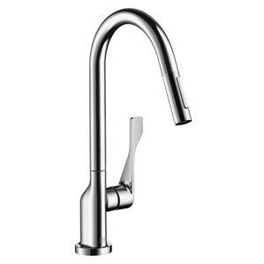 Axor Axor Citterio One Handle Deck Mounted Kitchen Faucet