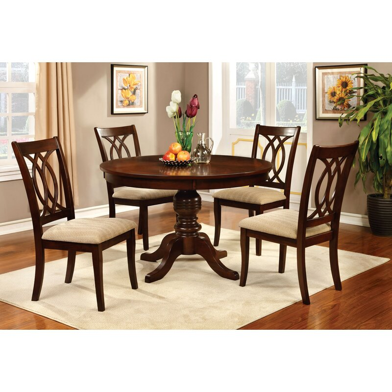Charmant Freeport 5 Piece Dining Set