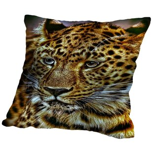feline pillow skye cover willa home blush leopard products