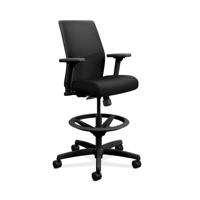 Awesome Ignition Mesh Drafting Chair
