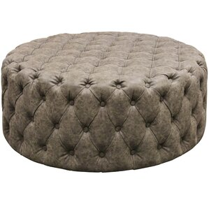 Carlitos Ottoman by 17 Stories