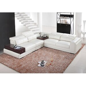 Mankato Reclining Sectional by..