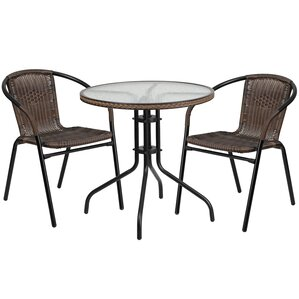 Outdoor Bistro Set - Bistro tables and chairs