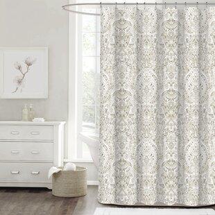 Vonda Cotton Shower Curtain