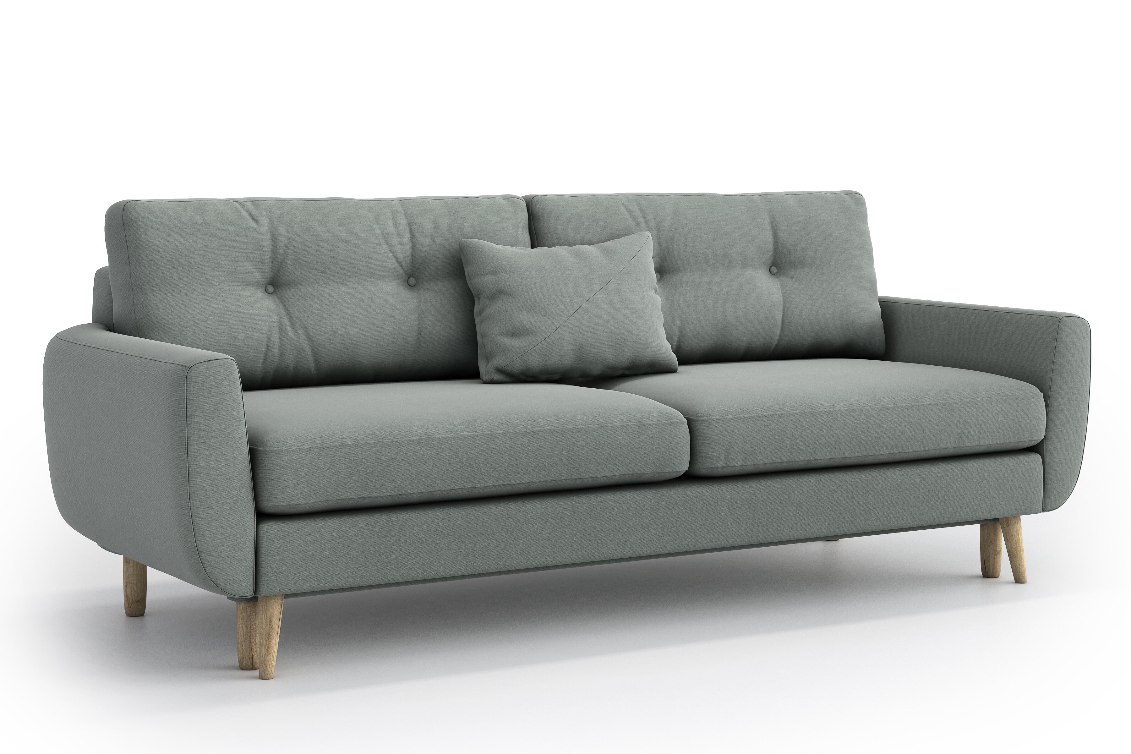 Miraculous Adaline 3 Seater Clic Clac Sofa Bed Beutiful Home Inspiration Cosmmahrainfo