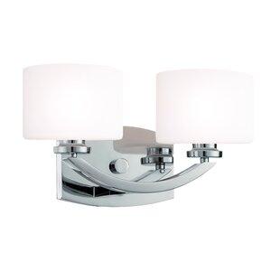 Regent 2-Light Vanity Light