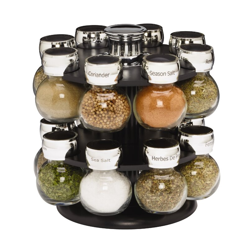 Ellington 16 Jar E Rack Set