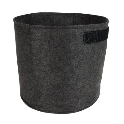 Bloem Down and Dirty Fabric Pot Planter Size: 15.7 H x 17.7 W x 17.7 D