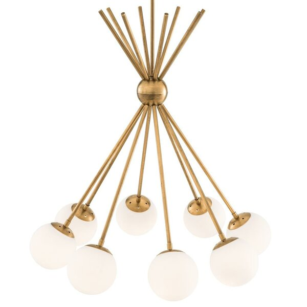 Luxor 8-Light Novelty Chandelier