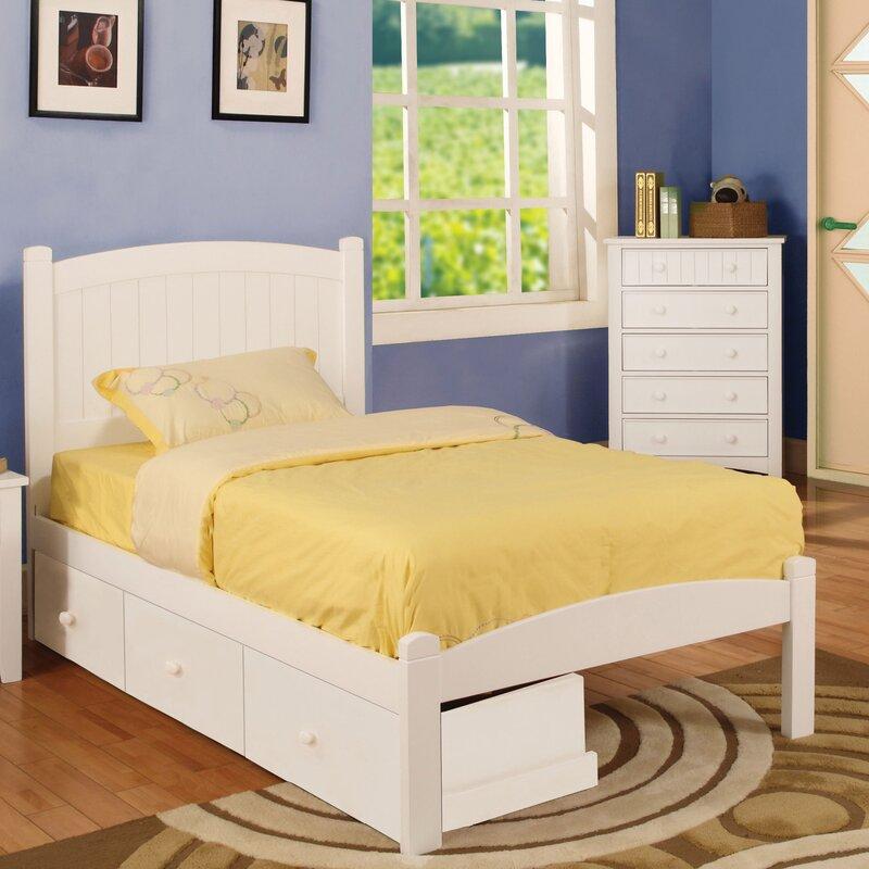 Caren Panel Configurable Bedroom Set