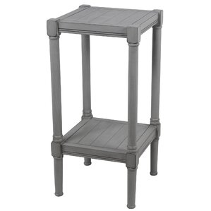 Aleshire Square End Table by Highland Dunes