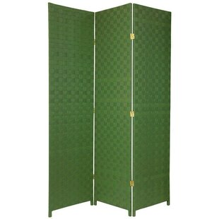 Samuelson Outdoor All Weather 3 Panel Room Divider