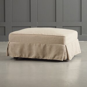 Arly Ottoman by DwellStudio
