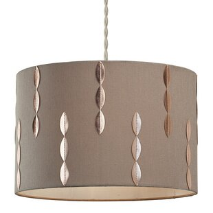 Leather or faux leather lamp shades wayfair save to idea board aloadofball Choice Image