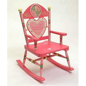 Rock A Buddies Time Out Kids Rocking Chair by Levels of Discovery