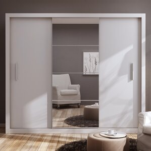 Vincent Matte Armoire by Orren Ellis