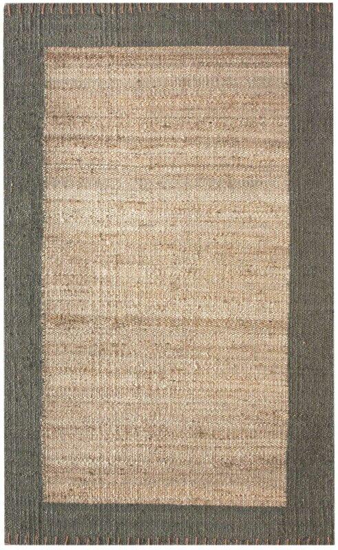 Algonquin Hand-Woven Algonquinl/Grey Area Rug