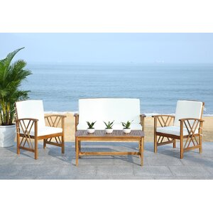 Medora 4 Piece Sofa Set