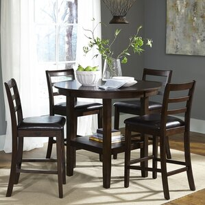 Counter Height Dining Sets Youll Love Wayfair - Counter height dining room tables