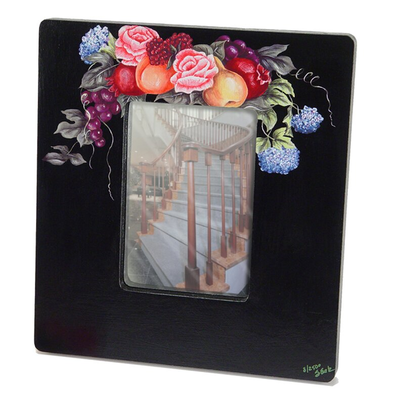 Home And Garden Picture Frames : Lexington studios home and garden spring harvest mirror