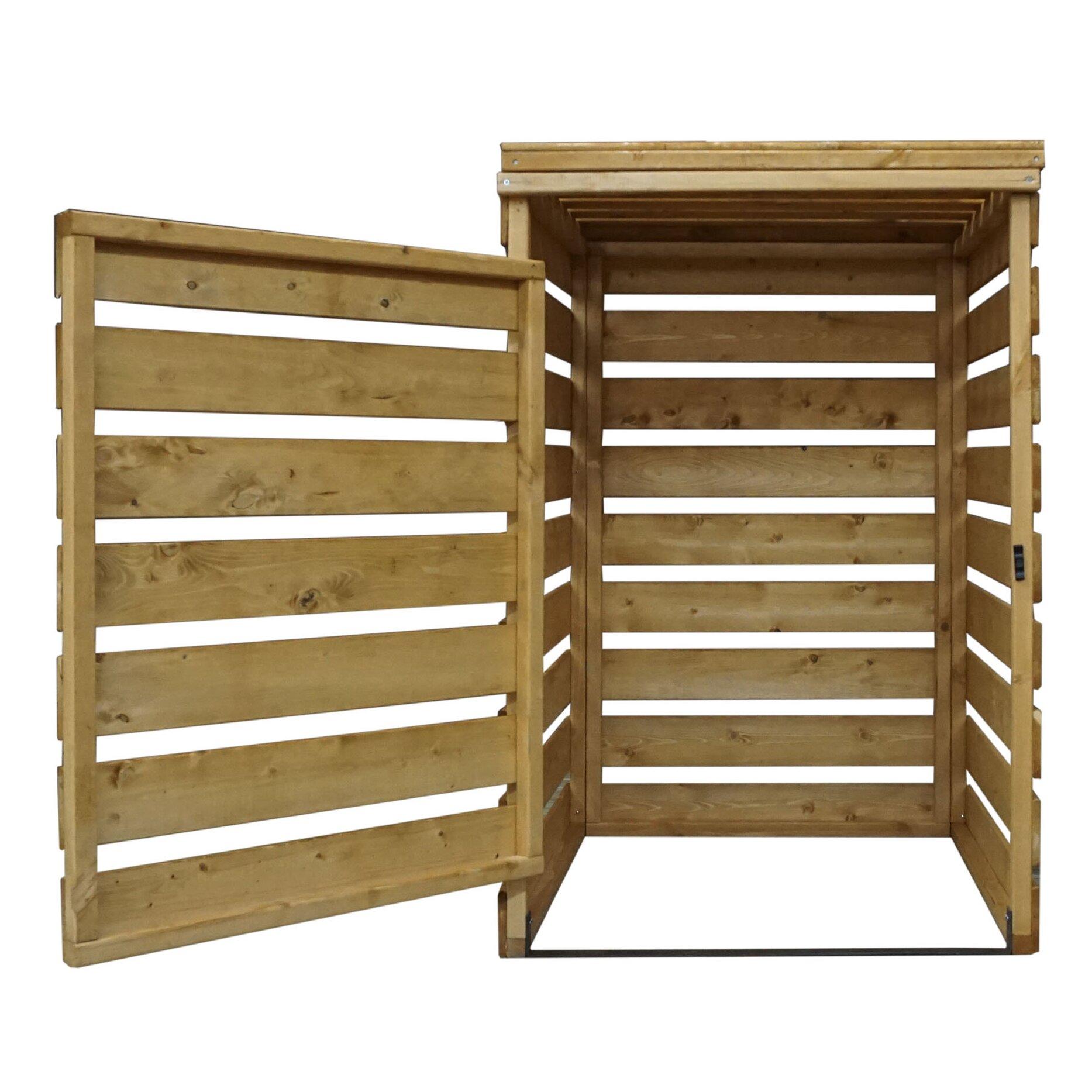 home essence m lltonnenbox aus holz bewertungen. Black Bedroom Furniture Sets. Home Design Ideas