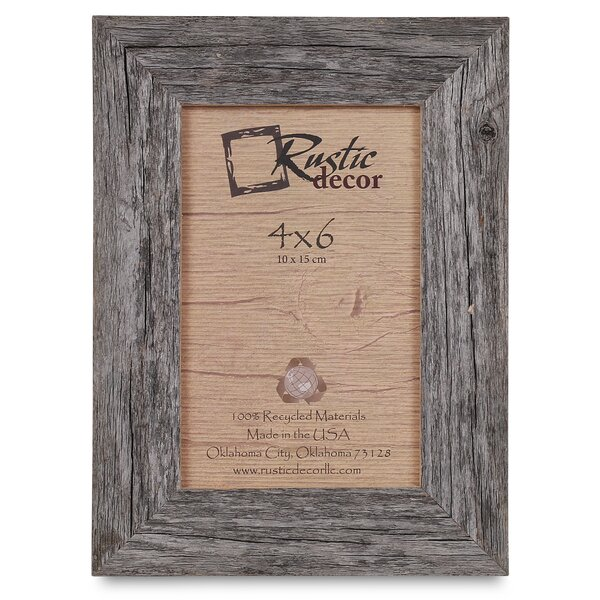 - Rustic Picture Frames You'll Love Wayfair