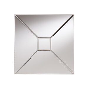 Judith Mirrored Wall-Mounted Jewelry Armoire