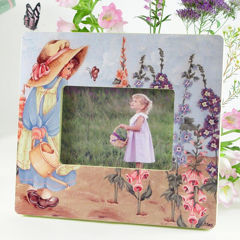Home And Garden Picture Frames : Lexington studios home and garden afternoon gardening