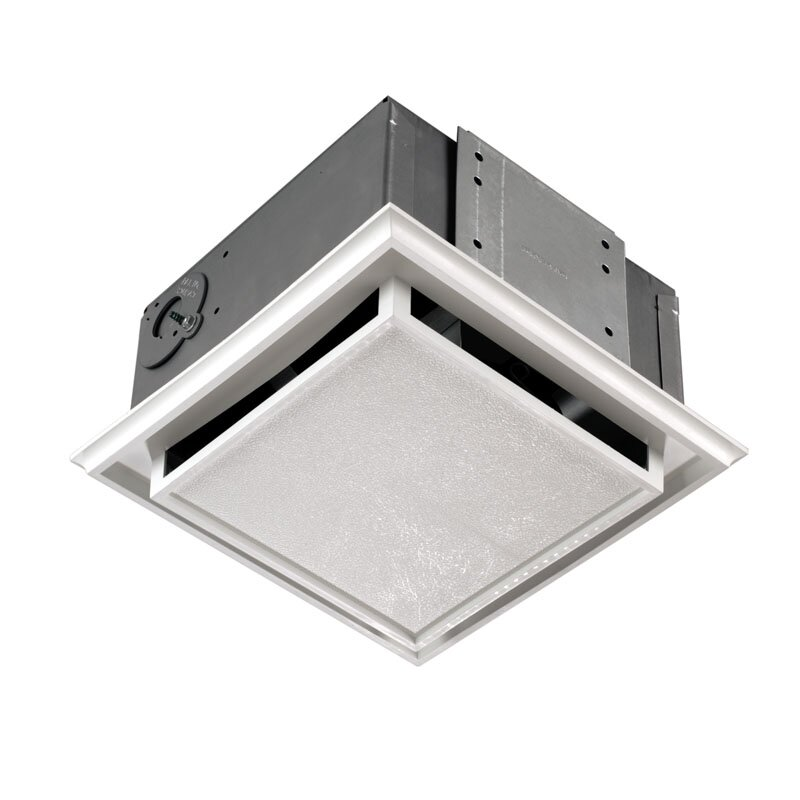 duct free exhaust bathroom fan