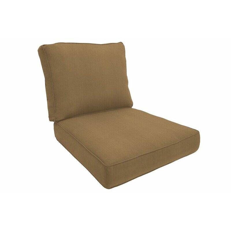 Ed Bauer Sunbrella Lounge Chair Cushion & Reviews