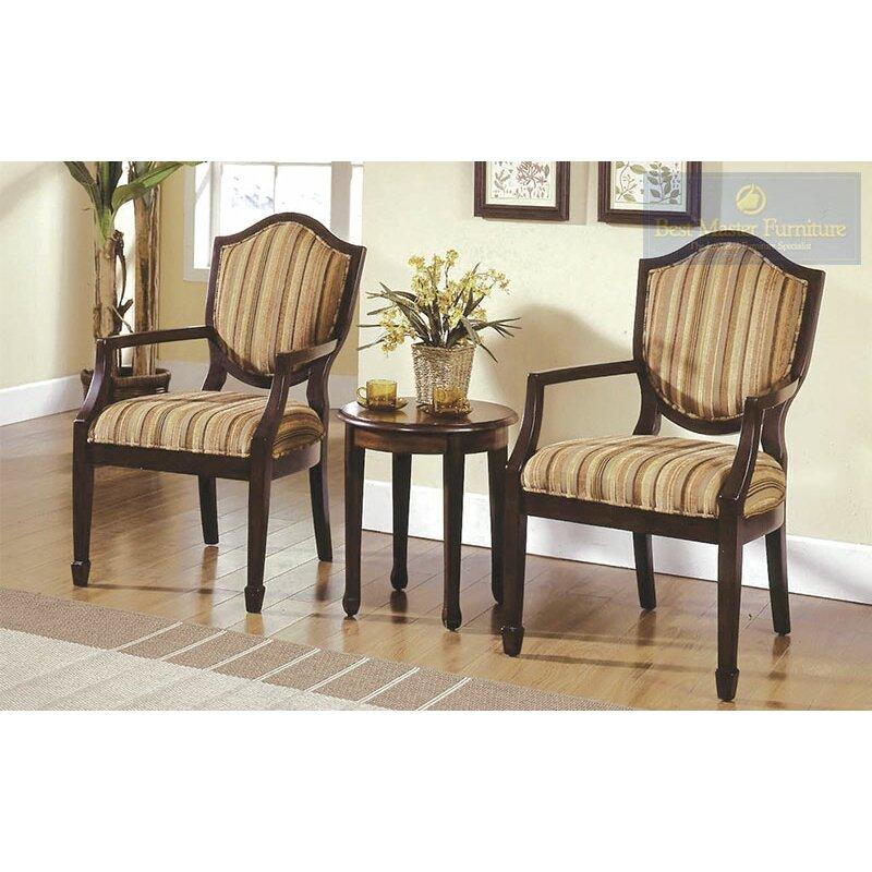 Sargentville 3 Pieces Living Room Arm Chair Set - Bay Isle Home Sargentville 3 Pieces Living Room Arm Chair Set