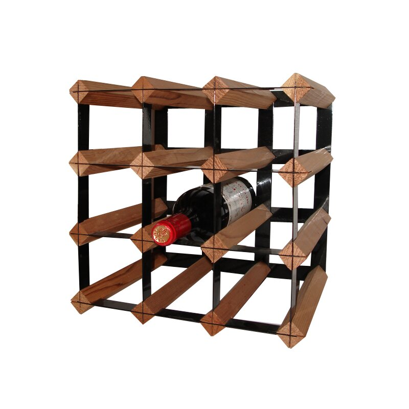 Cellar Trellis 9 Bottle Tabletop Wine Rack Amp Reviews