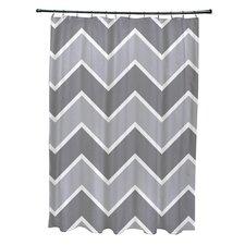 Chevron Shower Curtains