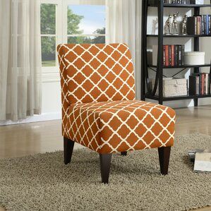 Orange Accent Chairs Youll Love Wayfair