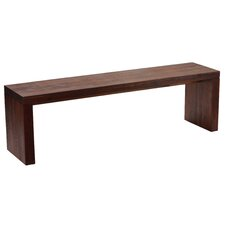 Exceptional Eamon Wood Dining Bench