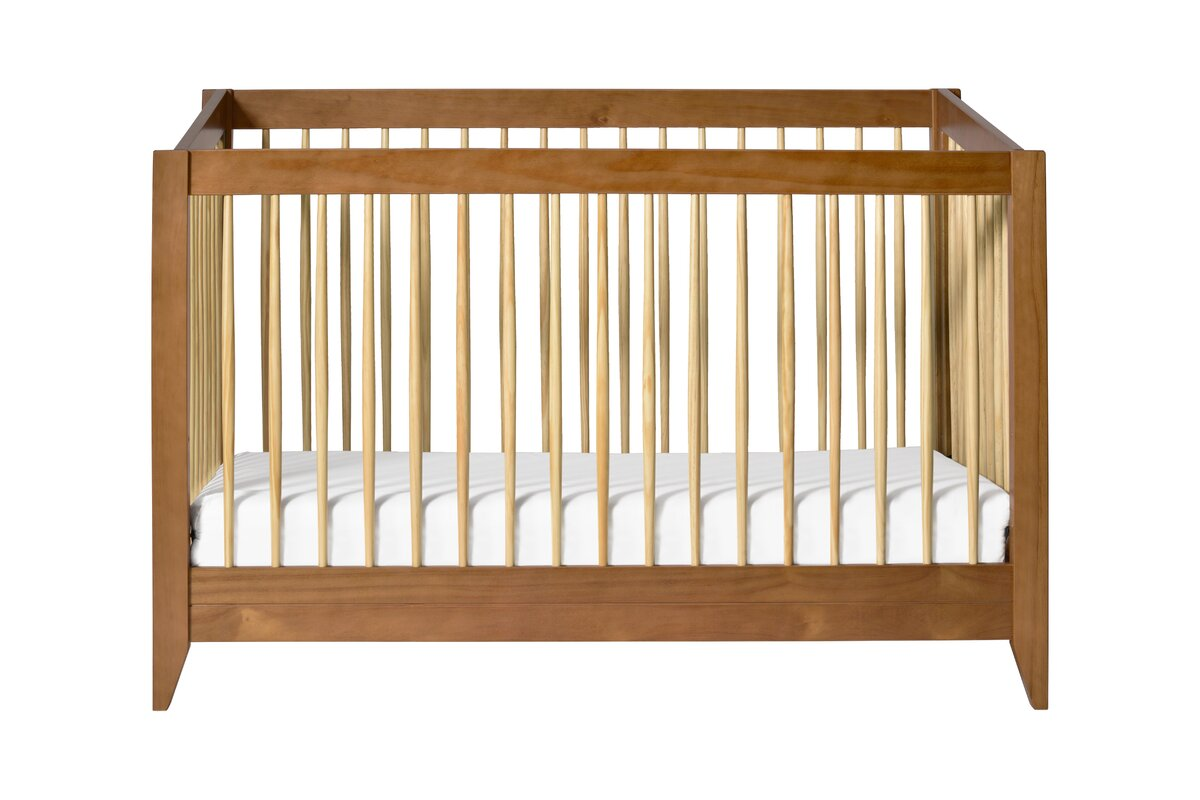 modern  contemporary cribs  allmodern - sprout in convertible crib