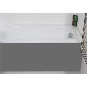 Agua Maison 170cm x 41.5cm Standard Soaking Bathtub Panel