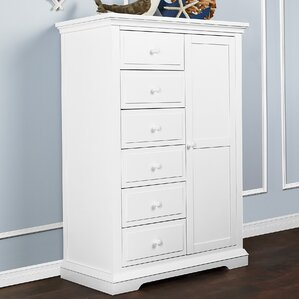 parker 6 drawer chest