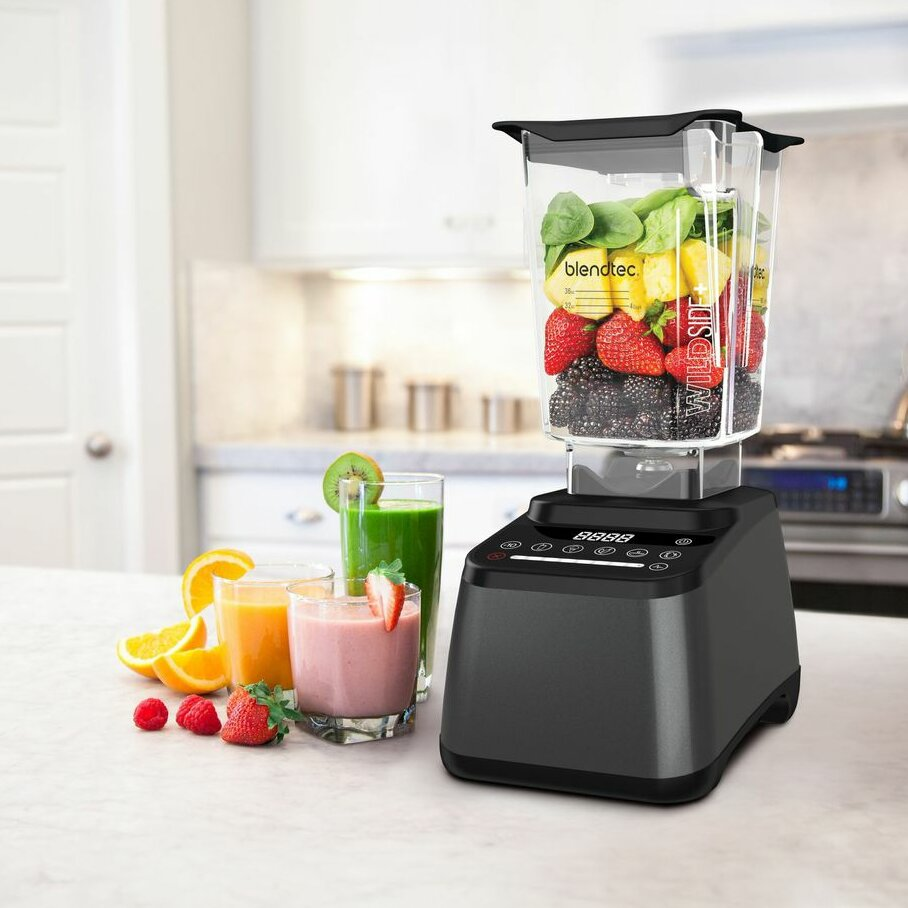 Blendtec Designer 675 Blender Wildside Amp Reviews Wayfair