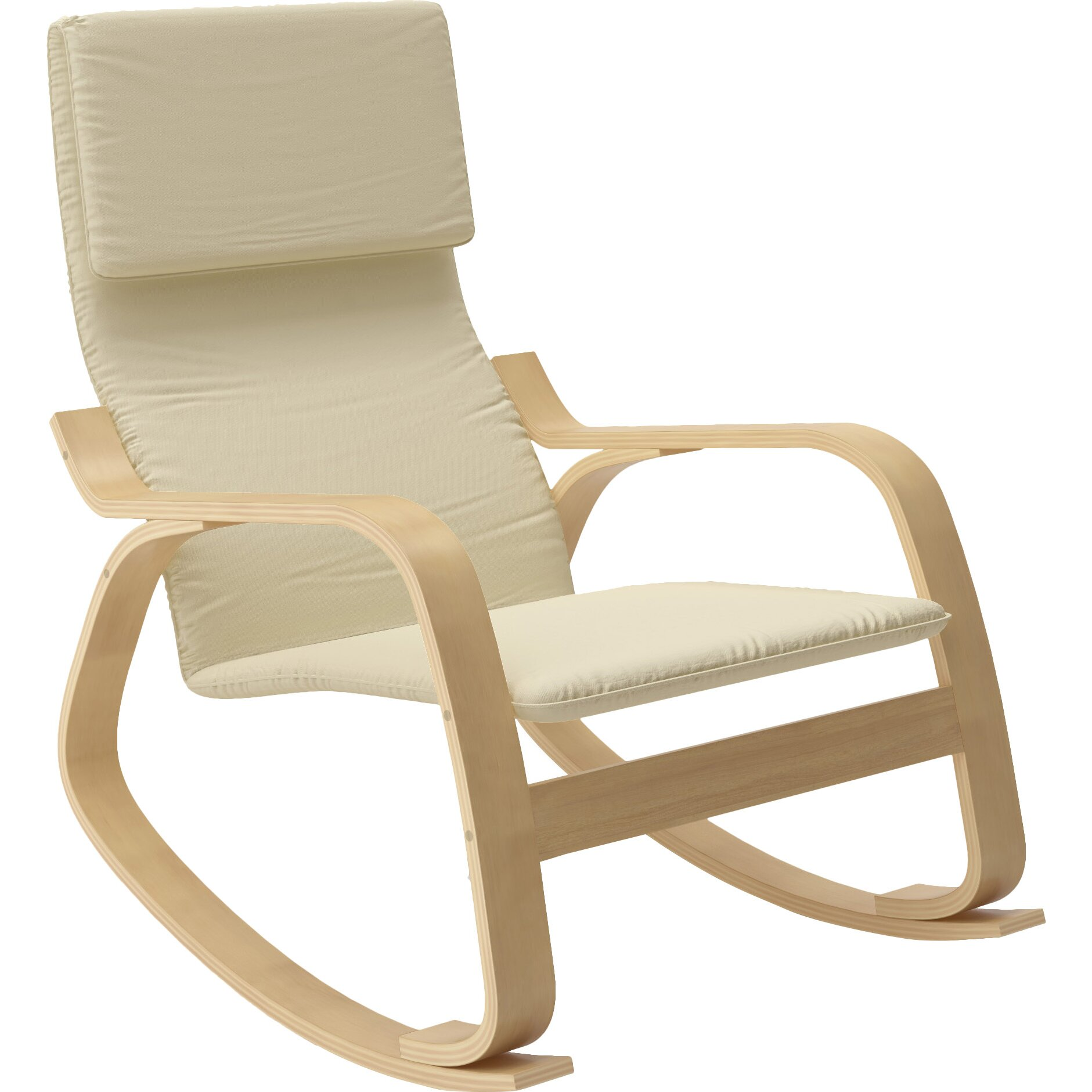 dCOR design Aquios Rocking Chair & Reviews  Wayfair.ca