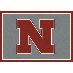 Collegiate University of Nebraska Huskers Mat