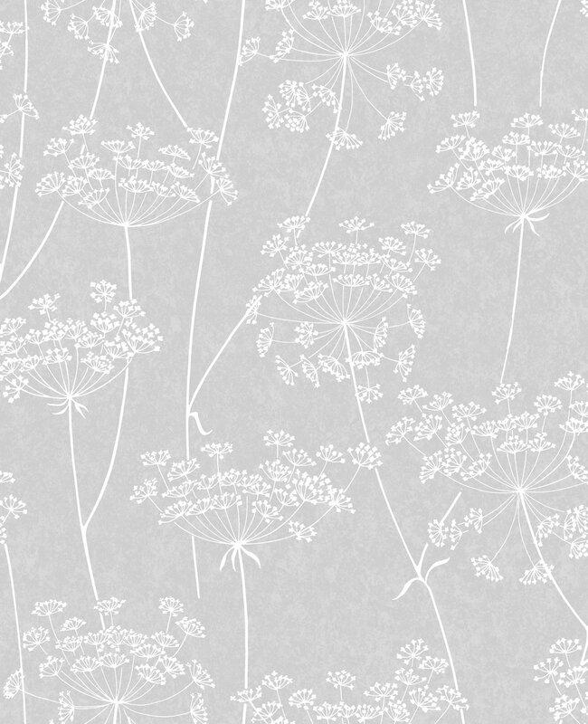 "Graham & Brown Innocence Aura 33' X 20"" Floral And Botanical Wallpaper & Reviews"